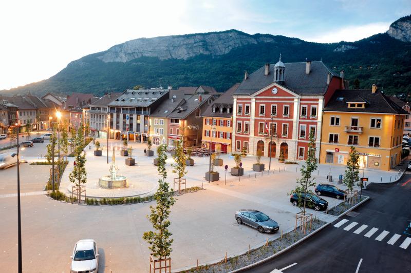 vivre à Bonneville en Haute-Savoie, CIA Immobilier